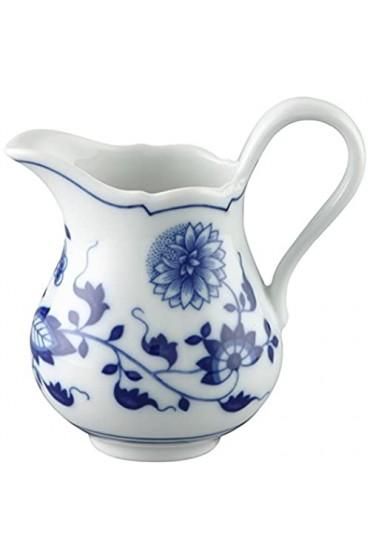 Hutschenreuther 02001-720002-14430 Zwiebelmuster Milchkännchen 6 Personen 0 16 L blau