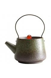 DLILI ServiceTheacute; in Ceramic ServicesCafoacute; AndTheacute; Chinesischer keramischer TeekannenkesselTheacute; Chinesisch
