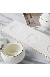 Nordic Art Keramik-Gewürzgläser 3-teiliges Set modern einfach Haushalt Gewürzbox Chili Öl Salz Zucker Schale Küchenwerkzeug