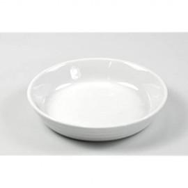Küchenprofi Crème Brûlée Schälchen Burgund Porzellan Weiß 11.4 x 16.6 x 23.4 cm