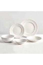 Villeroy und Boch Rose Sauvage Blanche Schälchen Premium Porzellan Weiß