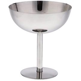 Sharplace Eisschale Edelstahl Eisbecher Dessertschale 200 ml - 11 cm