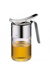 WMF Barista Sirup-/ Honigspender 240ml Glas Cromargan Edelstahl poliert spülmaschinengeignet