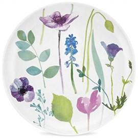 Portmeirion Water Garden Teller 4 Stück bunt Farbe