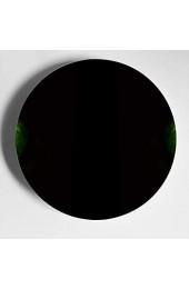 Zarte Katzenaugen dekorative Platten Keramikplatten Display Home Wobble-Platte mit Display Stand Dekoration Haushalt dekorative Platten